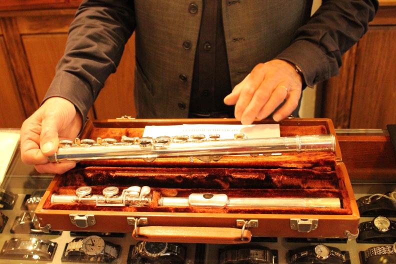 Flute from Jethro Tull