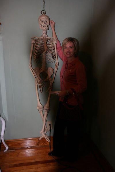 Skeleton Holems Medical Museum photo2