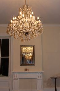 Main room in Drish House