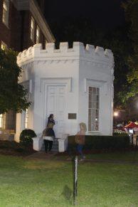Little Round House on University of Alabama campus