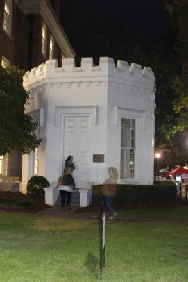 Little Round House on University of Alabama campus